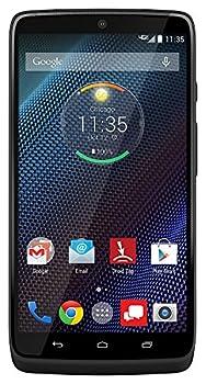 Motorola DROID Turbo XT1254 - 32GB Android Smartphone - Verizon Unlocked  Black Ballistic 32Gb