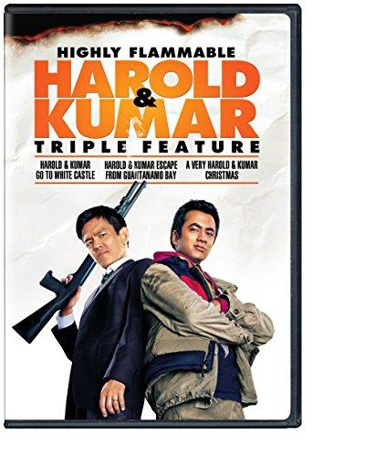 Harold & Kumar Go to White Castle/Harold and Kumar Escape from Guantanamo Bay/Very Harold & Kumar Christmas, A (DVD) (3FE)