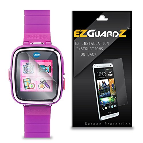 (6-Pack) EZGuardZ Screen Protector for VTech KidiZoom DX Smartwatch (Ultra Clear)