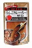 コスモ 直火焼 りんごカレールー 甘口170g