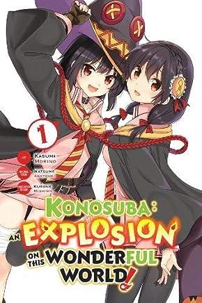 Konosuba: An Explosion on This Wonderful World!, Vol. 1 (manga) (Konosuba: An Explosion on This Wonderful World! (manga))