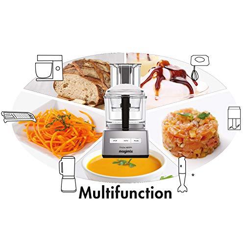 4200XL Food Processor for Vegans