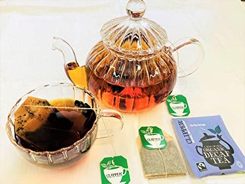 クリッパー アッサムブレンド カフェインレス 50g (20×2.5gティーバッグ)Black Tea 1個