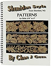 Weaver Leather Sheridan Style Belt Pattern Book