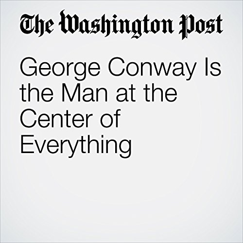 George Conway Is the Man at the Center of Everything copertina