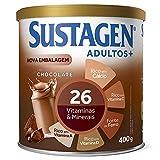Complemento Alimentar Sustagen Adultos+ Sabor Chocolate - Lata 400g