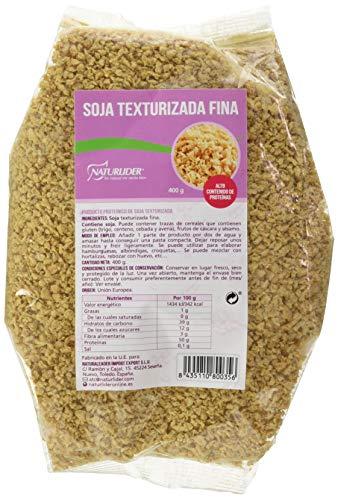 Naturlider Soja Texturizada Fina 400 G Bolsa 400 Gramos 200 g