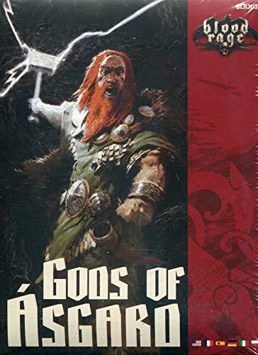 Asmodee Blood Rage - Die Götter von Asgard, Erweiterung, Expertenspiel, Deutsch