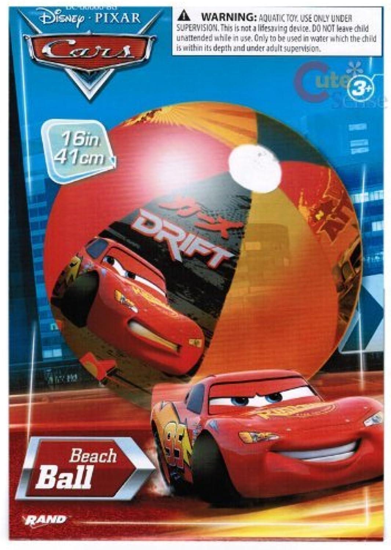 artículos de promoción Disney Coches Mcqueen 16 Inflatable Beach Beach Beach Ball by Disney  barato y de alta calidad