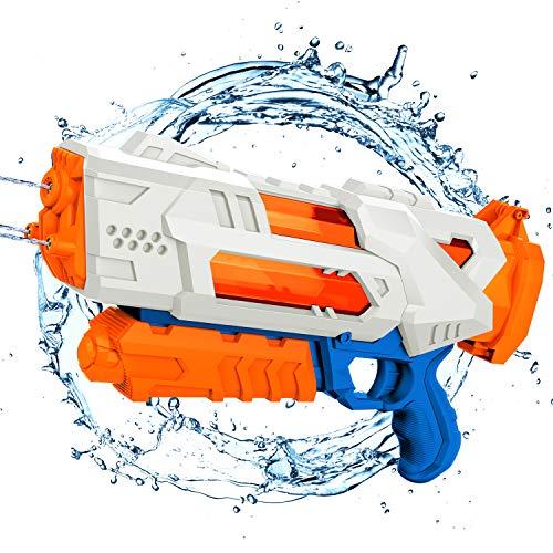 balnore Juguete Pistola de Agua con Largo Alcance para niño
