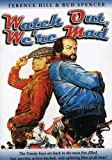 Watch Out, Were Mad (DVD, 2004) Terence Hill/Bud Spencer BRAND NEW
