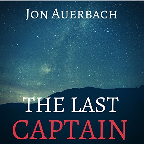 The Last Captain audiobook cover art