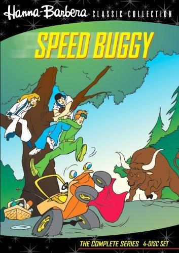Speed Buggy (4pc) [DVD] [Region 1] [NTSC] [US Import]
