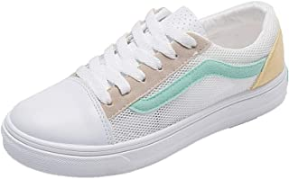 Women's Lace-Up Low-Heels Assorted Color Closed-Toe Pumps-Shoes,BUTDS008206