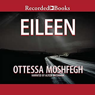 Eileen audiobook cover art