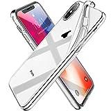 Syncwire iPhone X Hülle UltraFlex Serie Soft Handyhülle [Unterstützt kabelloses Laden] mit...