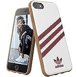 Adidas Originals Samba - Carcasa para iPhone 8, 7, 6S, 6, 6 y 6, Color Blanco