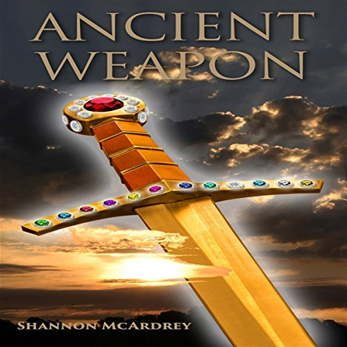 Ancient Weapon audiobook cover art