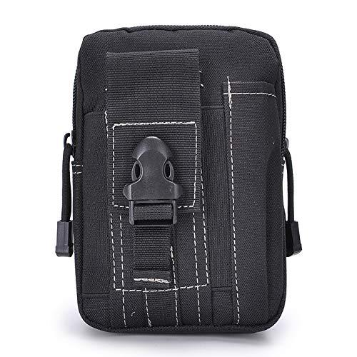 NKns Outdoor-Sport Armee Fan Taktische Tasche Camouflage Bag Schwarz Graue LiniePrepper Rucksack