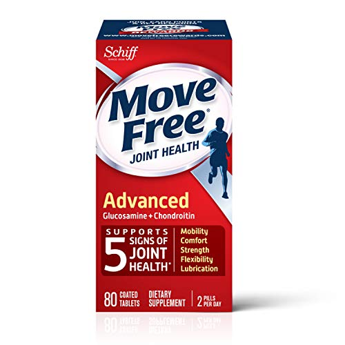 Top 10 best selling list for move free supplement for dogs