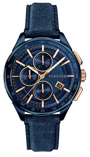 Versace VEBJ00318 Glaze Mens Watch Chronograph