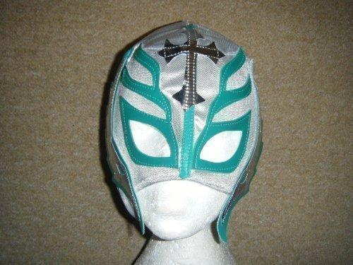 Enfants Rey Mysterio masque - fermeture éclair