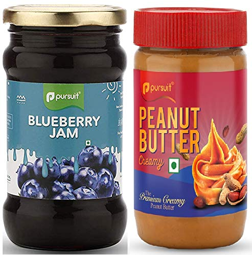 Save 5% off on all Jam and Peanut Butter