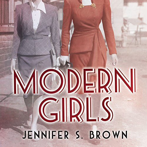 Modern Girls audiobook cover art