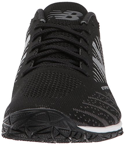 New Balance Mx20V7, Chaussures de Fitness Homme, Black White, 44.5 EU