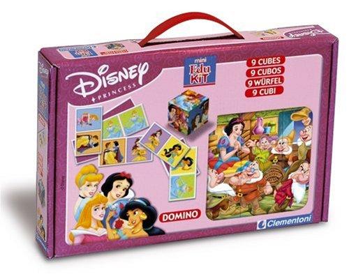 Clementoni - Jeux éducatifs et scientifiques - Mini Edukit Princesseses