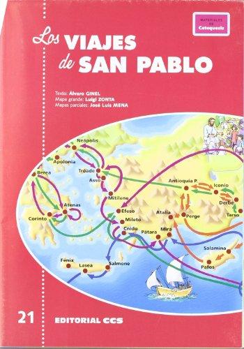Los viajes de San Pablo: 21 (Pósters catequistas)