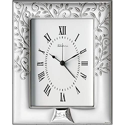 Reloj de Mesa Valenti argenti Clásico COD. 6554orl
