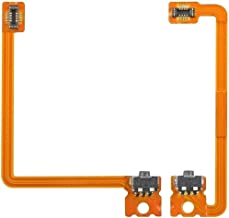 2X L R Left Right Shoulder Trigger Button Switch Connector Module Flex Cable Replacement Compatible with Nintendo 3DS XL (...
