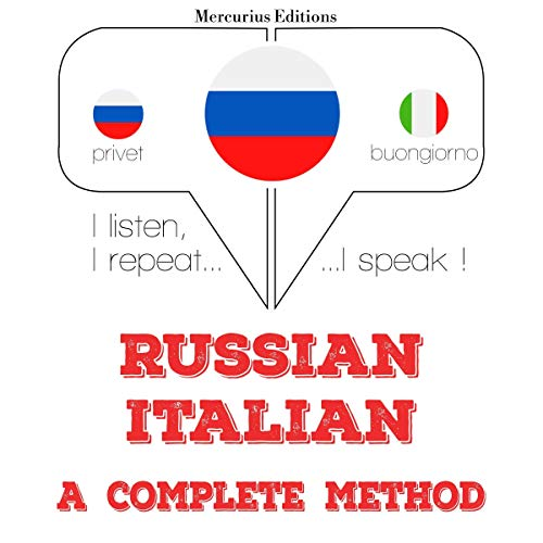 Russian - Italian. A complete method cover art