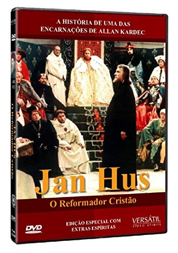 JAN HUS – VERSÃO COM EXTRAS ESPÍRITAS