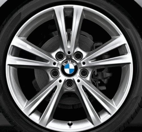 Original BMW Alufelge 2er F22 Doppelspeiche 385 in 18 Zoll für vorne