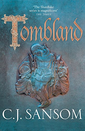 Tombland  By  cover art