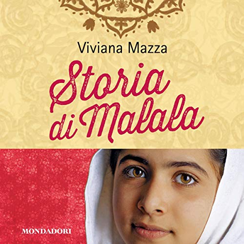 Storia di Malala cover art