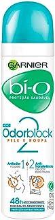 Desodorante Bí-O Odorblock2 Feminino Aerosol, 150 ml, Garnier