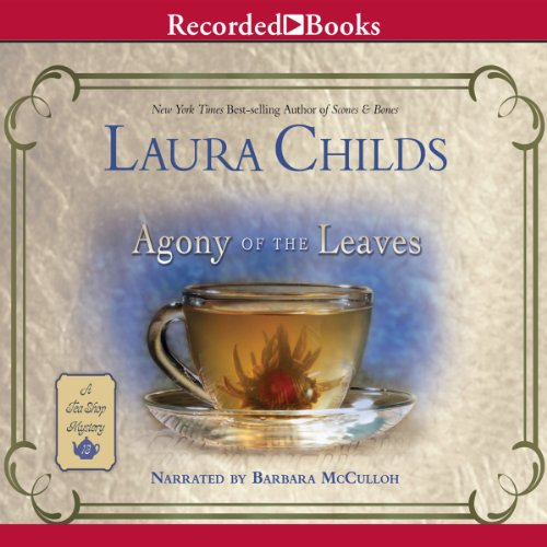 Agony of the Leaves audiobook cover art