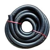 Tubo flessibile per aspirapolvere, Favolook, 2,5m, tubo flessibile extra lungo in EVA 32mm, tubo di prolunga per aspirapolvere, accessori per pulizia