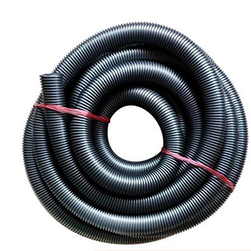 FAVOLOOK Tubo de manguera para aspiradora, 2,5 m, manguera extra larga, EVA, flexible de 32 mm, extensión de manguera para tienda húmeda y seco, accesorios para aspiradoras