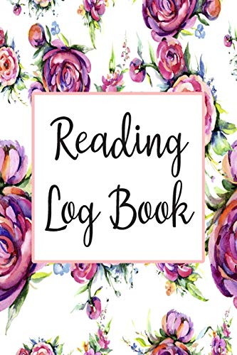 Reading Log Book: Reading Log Gifts For Book Lovers (Book Review Journal Tracker)