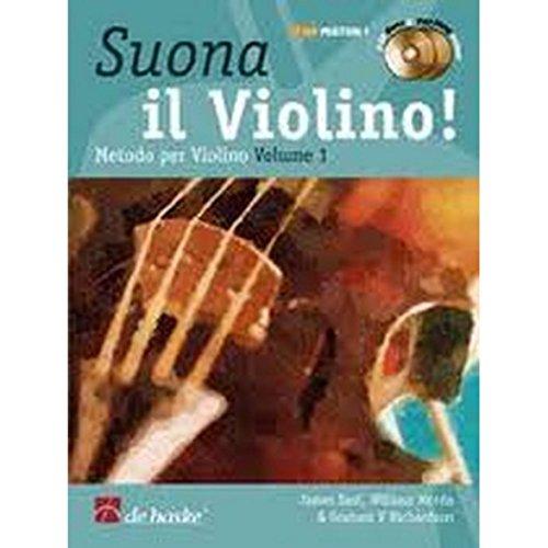 Suona il violino. Per la Scuola media (Vol. 1)