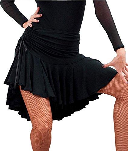 Frauen Latin Dance Rock Ballsaal Tango Schaukel Rumba Cha Cha Tanzen Kostüm Kleid