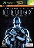Chronicles of Riddick Escape From Butcher Bay by Vivendi Universal Games