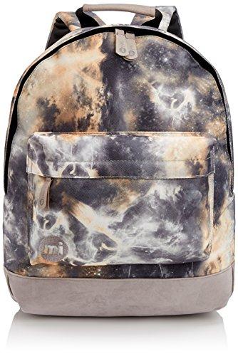 Mi-Pac Custom Prints Backpack Mochila Tipo Casual, 41 cm, 17 Litros, Galaxy Grey