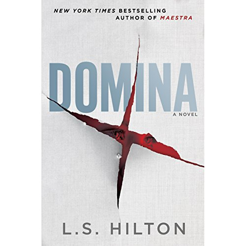 Domina audiobook cover art