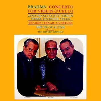 Brahms: Concerto For Violin & Cello