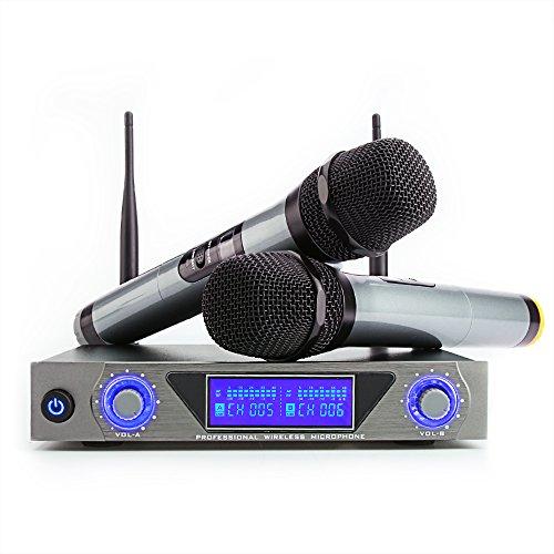 Moreslan -  Wireless Mikrofon,